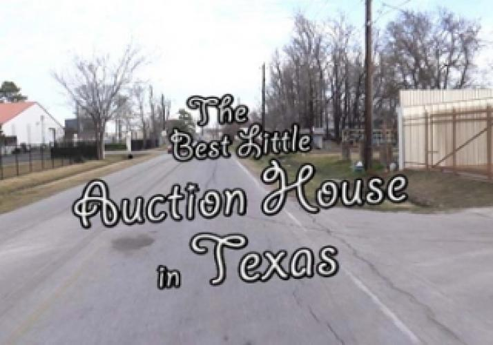 The Best Little Auction House in Texas next episode air date poster
