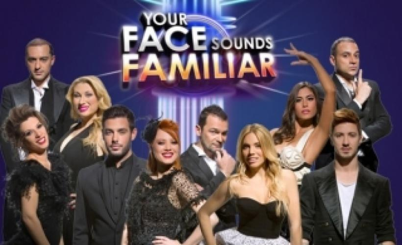 Your Face Sounds Familiar next episode air date poster