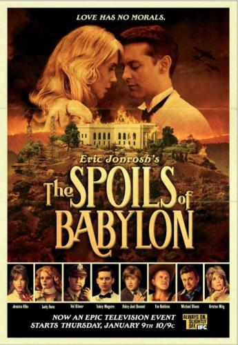 The Spoils Of Babylon next episode air date poster