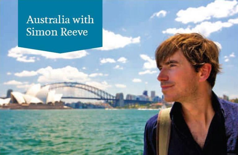 Australia with Simon Reeve next episode air date poster