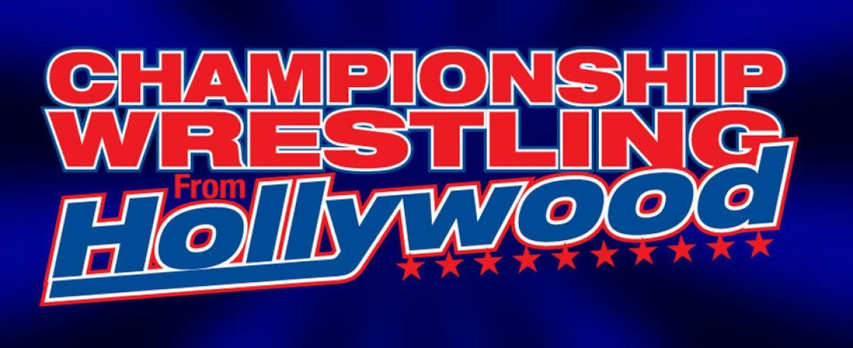 Championship Wrestling from Hollywood next episode air date poster