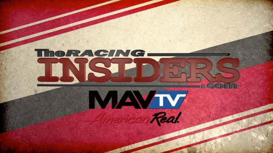 The Racing Insiders next episode air date poster