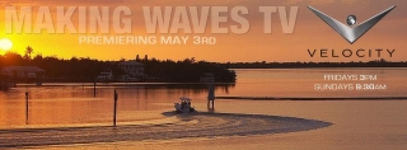 Making Waves (US) next episode air date poster
