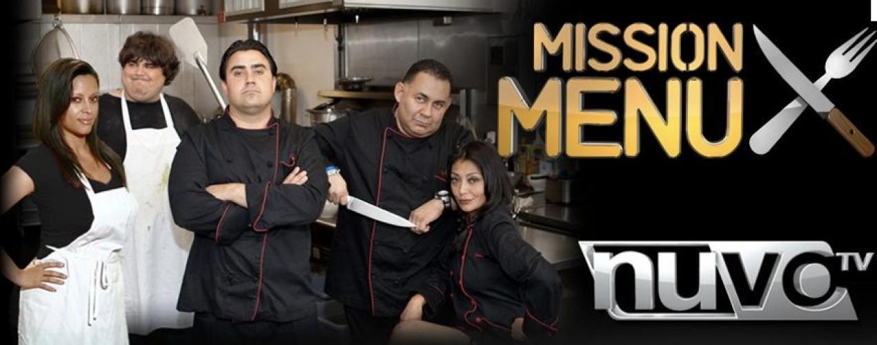 Mission Menu next episode air date poster