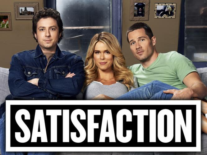 Satisfaction (CA) next episode air date poster
