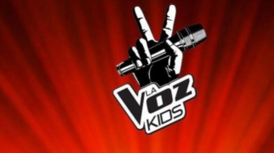 La Voz Kids next episode air date poster