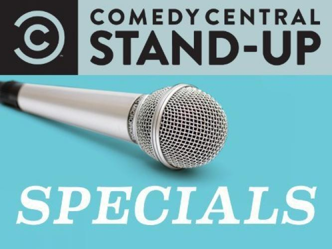 Comedy Central Specials next episode air date poster