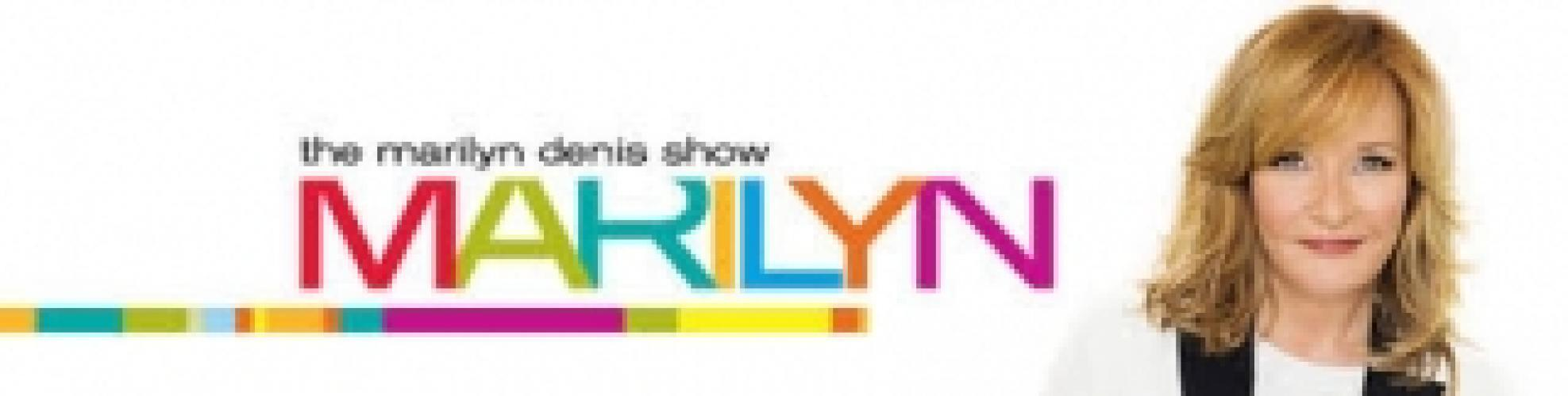 The Marilyn Denis Show next episode air date poster