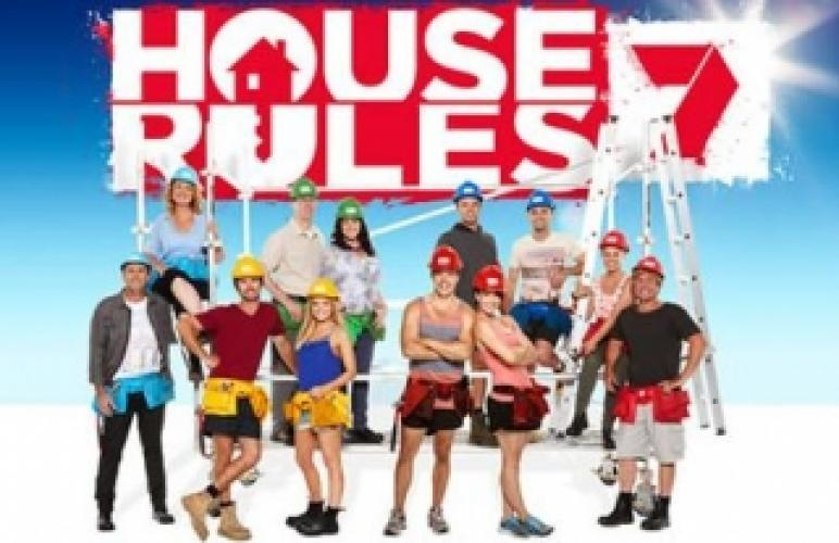 House Rules (AU) next episode air date poster