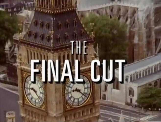 The Final Cut next episode air date poster