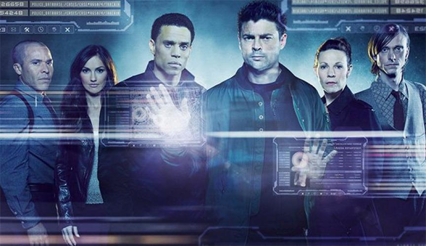 Almost Human next episode air date poster