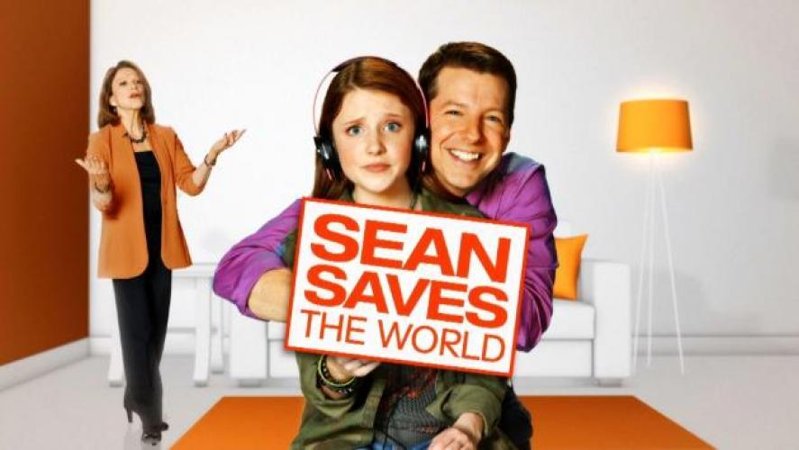 Sean Saves the World next episode air date poster