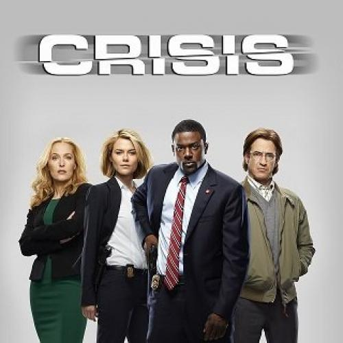 Crisis next episode air date poster