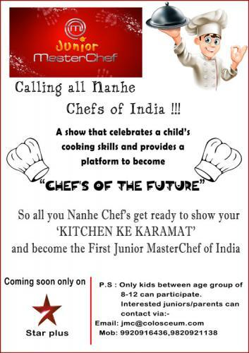 MasterChef Junior next episode air date poster