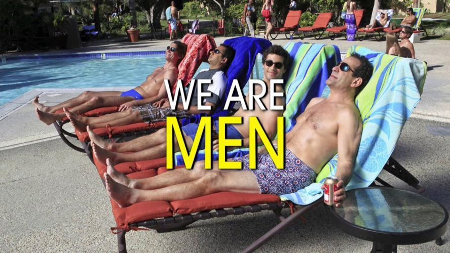 We Are Men next episode air date poster