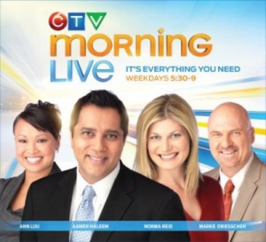 CTV Morning Live (Vancouver) next episode air date poster