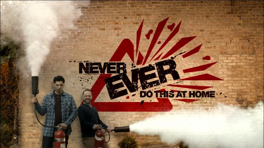 Never Ever Do This at Home next episode air date poster