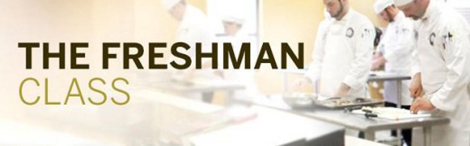The Freshman Class next episode air date poster