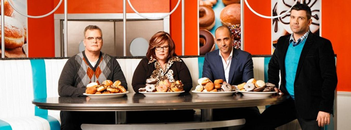 Donut Showdown next episode air date poster