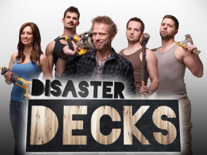 Disaster Decks next episode air date poster