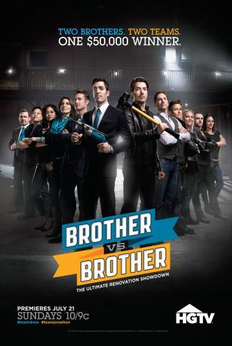 Brother vs. Brother next episode air date poster
