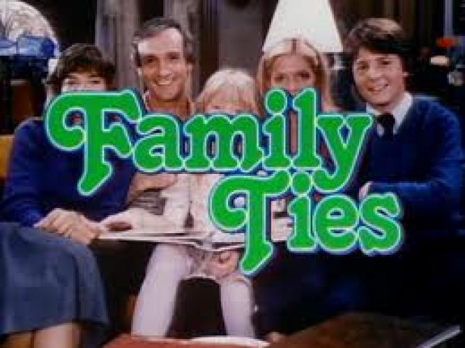 Family Ties next episode air date poster