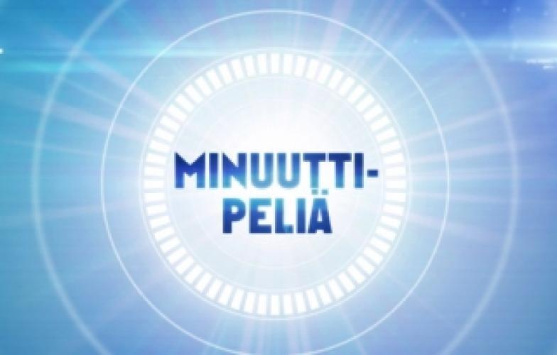 Minuuttipeliä next episode air date poster