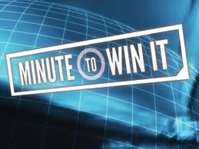 Minute to win it (GR) next episode air date poster