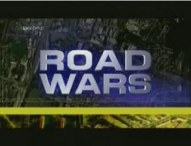 Road Wars next episode air date poster