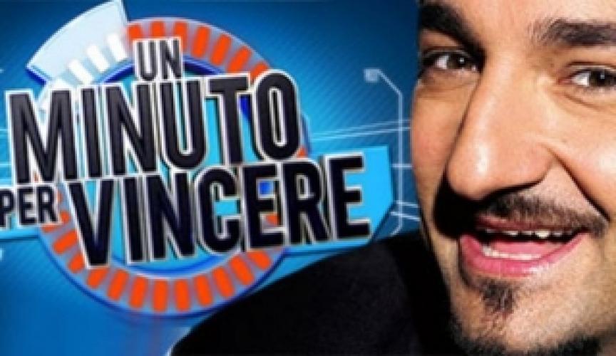 Un Minuto per Vincere next episode air date poster