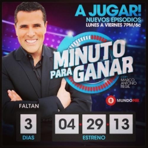 Un minuto para ganar (MX) next episode air date poster