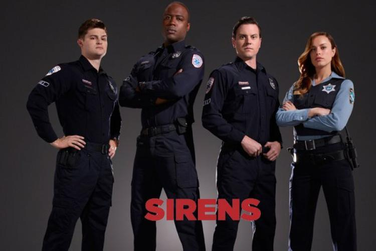 Sirens (2014) next episode air date poster