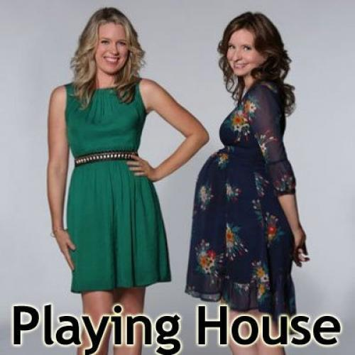 Playing House next episode air date poster