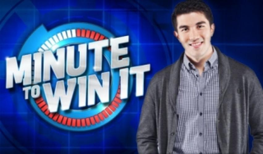 Minute to Win It (PH) next episode air date poster