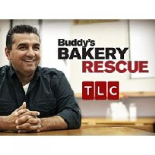 Buddy's Bakery Rescue next episode air date poster