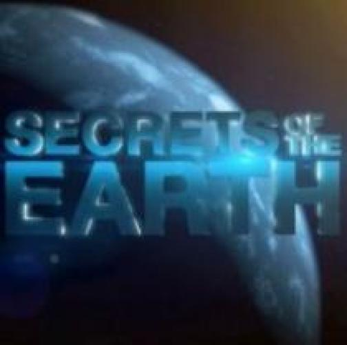 Secrets of the Earth next episode air date poster