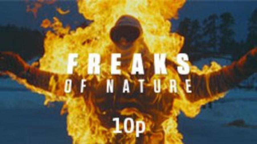 Freaks of Nature next episode air date poster