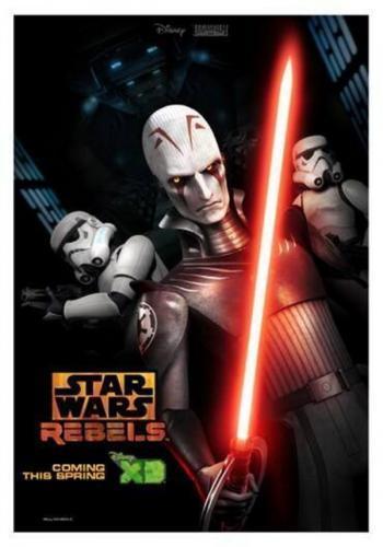 Star Wars Rebels next episode air date poster