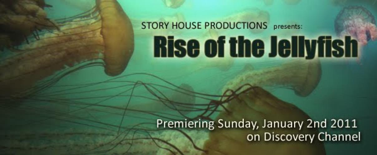 Rise of the Jellyfish next episode air date poster