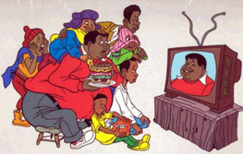Fat Albert and the Cosby Kids next episode air date poster