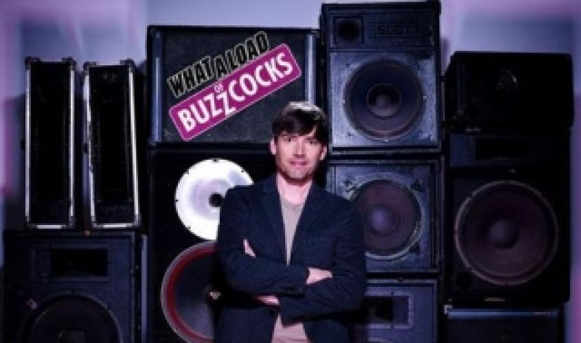 What a Load of Buzzcocks next episode air date poster
