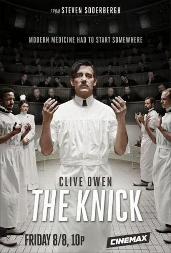 The Knick next episode air date poster