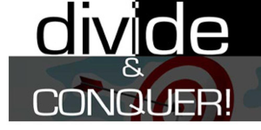 Divide & Conquer next episode air date poster