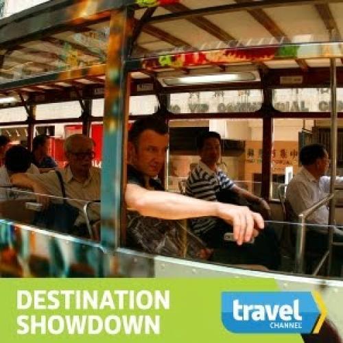 Destination Showdown next episode air date poster