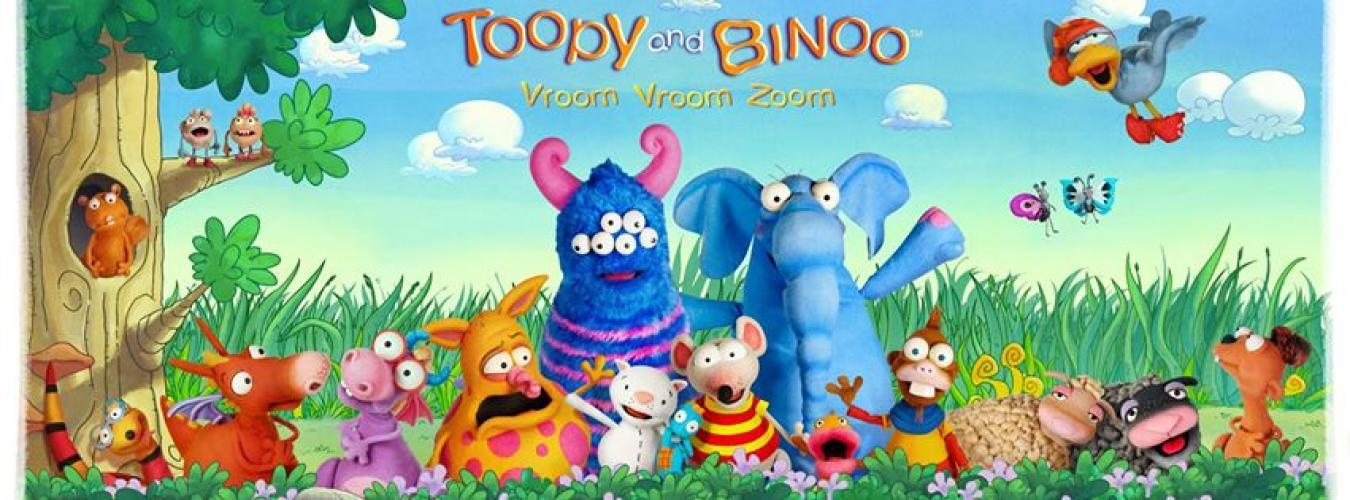 Toopy & Binoo Vroom Vroom Zoom next episode air date poster