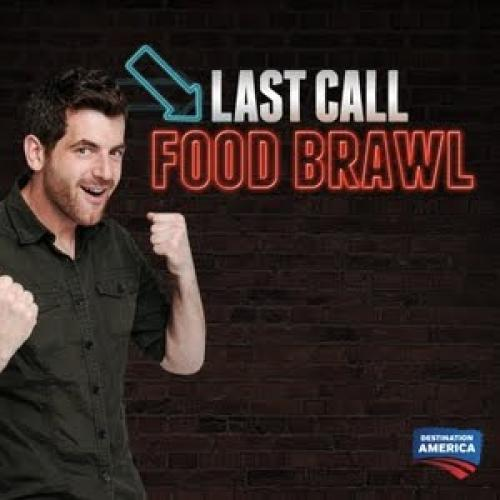 Last Call Food Brawl next episode air date poster