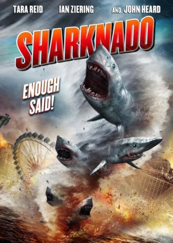 Sharknado next episode air date poster