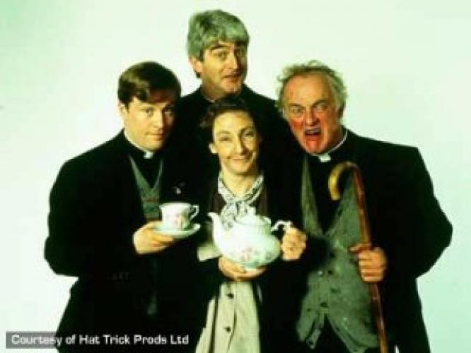 Father Ted next episode air date poster