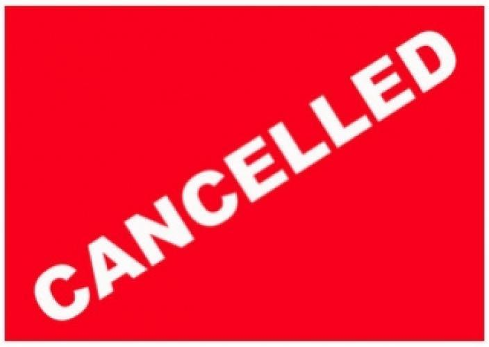 Cancelled next episode air date poster