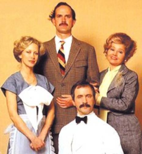Fawlty Towers next episode air date poster